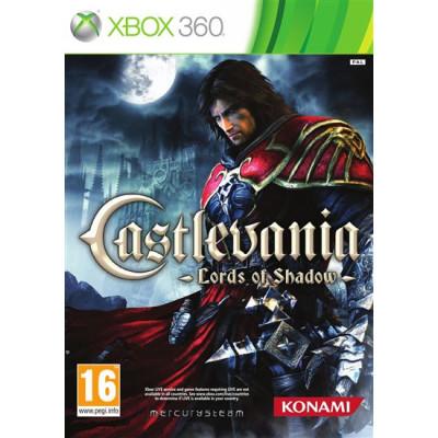 Castlevania: Lords of Shadow [Xbox 360, английская версия]