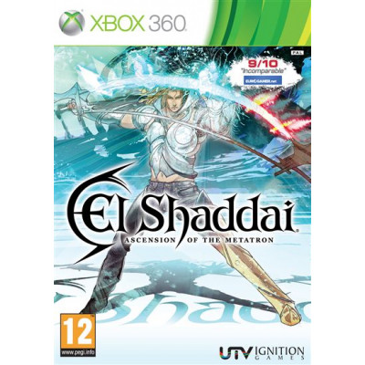 El Shaddai – Ascension of the Metatron [Xbox 360, английская версия]