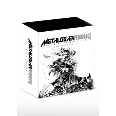 Metal Gear Rising: Revengeance. Коллекционное издание [Xbox 360, английская версия]