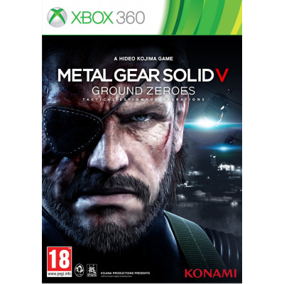 Metal Gear Solid V: Ground Zeroes [Xbox 360, русские субтитры]