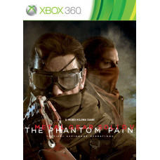 Metal Gear Solid V: The Phantom Pain [Xbox 360, русские субтитры]