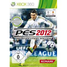 Pro Evolution Soccer 2012 (Classics) [Xbox 360, русские субтитры]
