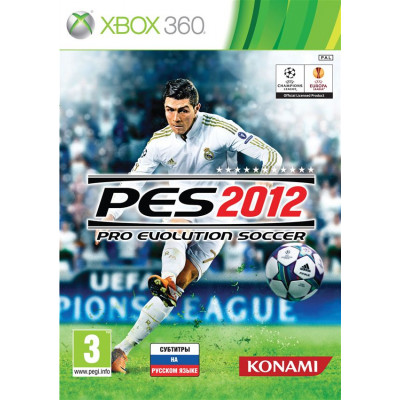 Pro Evolution Soccer 2012 [Xbox 360, русские субтитры]