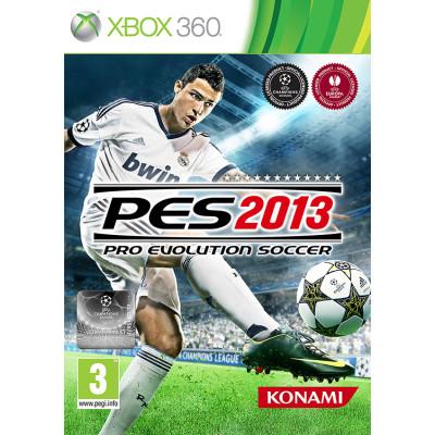 Pro Evolution Soccer 2013 [Xbox 360, русские субтитры]