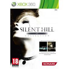 Silent Hill HD Collection [Xbox 360, английская версия]