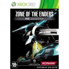 Zone of the Enders HD Collection [Xbox 360, русская документация]