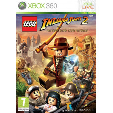 LEGO Indiana Jones 2: the Adventure Continues [Xbox 360, английская версия]