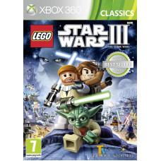 LEGO Star Wars III: the Clone Wars (Classics) [Xbox 360, русская документация]