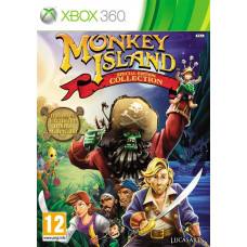 Monkey Island. Special Edition Collection [Xbox 360, английская версия]