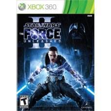 Star Wars: The Force Unleashed 2 [Xbox 360, английская версия]