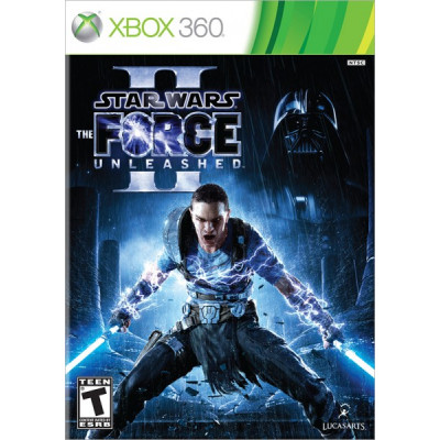 Star Wars: The Force Unleashed 2 [Xbox 360, английская версия]