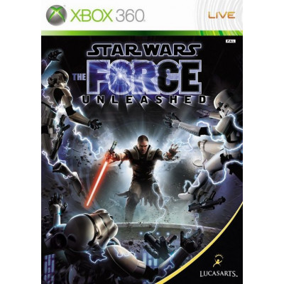 Star Wars: The Force Unleashed [Xbox 360, русская документация]