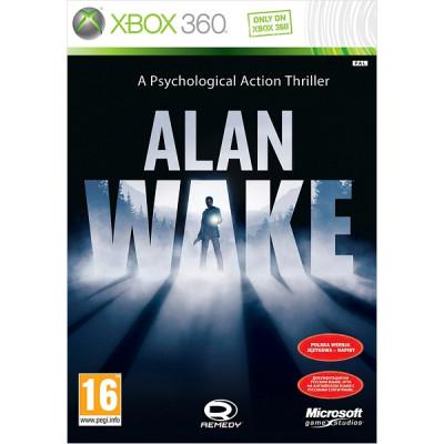 Alan Wake [Xbox 360, русские субтитры]