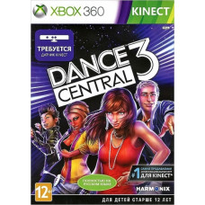 Dance Central 3 (только для MS Kinect) [Xbox 360, русская версия]