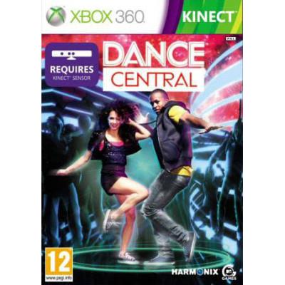 Dance Central (только для MS Kinect) [Xbox 360, русская документация]