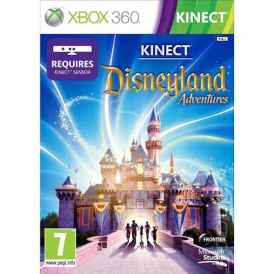 Disneyland Adventures (только для Kinect Xbox 360) [Xbox 360, русские субтитры]