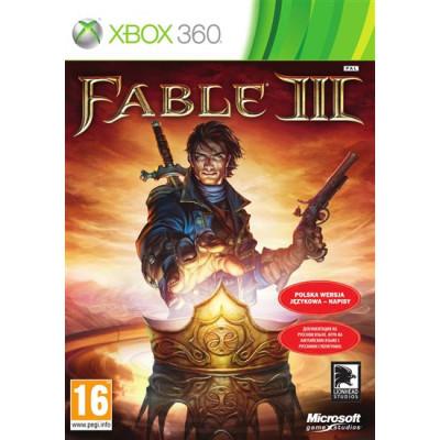Fable III [Xbox 360, русская документация]