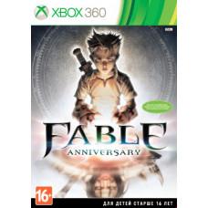 Fable Anniversary [Xbox 360, русские субтитры]