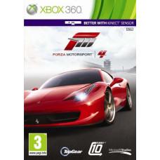 Forza Motorsport 4 (c поддержкой Kinect) [Xbox 360, русская версия]
