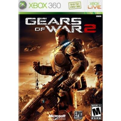 Gears of War 2 [Xbox 360, русские субтитры]