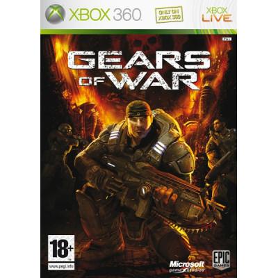 Gears of War [Xbox 360, английская версия]