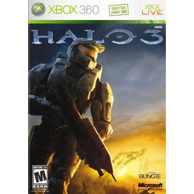 Halo 3 [Xbox 360, русская документация]