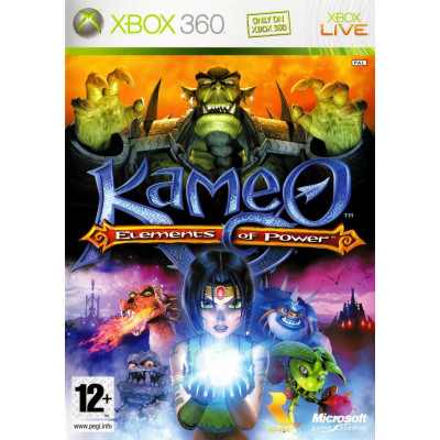Kameo: Elements of Power [Xbox 360, английская версия]