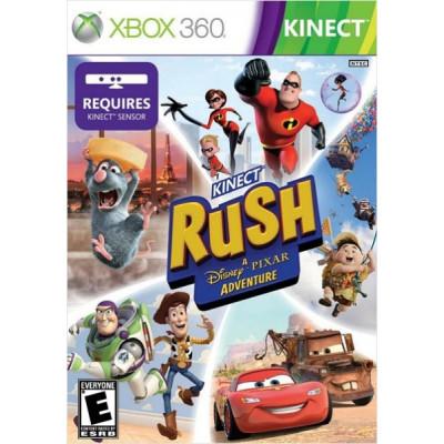 Kinect Rush: A Disney Pixar Adventure (только для MS Kinect) [Xbox 360, русские субтитры]