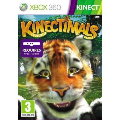 Kinectimals для Kinect [Xbox 360, русская версия]