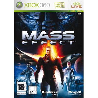 Mass Effect [Xbox 360, русская документация]