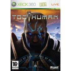 Too Human [Xbox 360, английская версия]