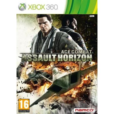 Ace Combat: Assault Horizon [Xbox 360, английская версия]