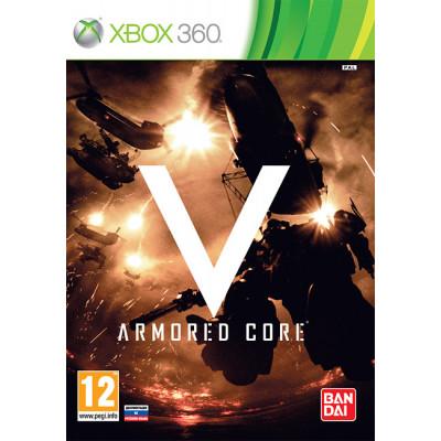 Armored Core V [Xbox 360, русская документация]