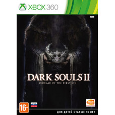 Dark Souls II: Scholar of The First Sin [Xbox 360, русские субтитры]