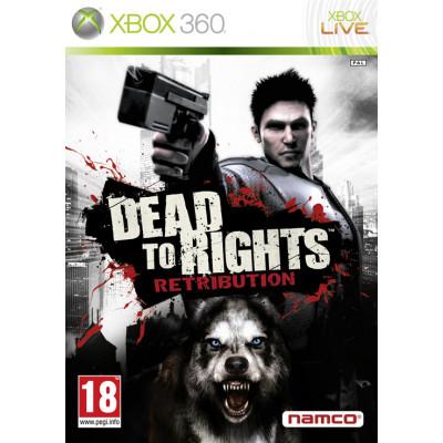 Dead to Rights: Retribution [Xbox 360, английская версия]
