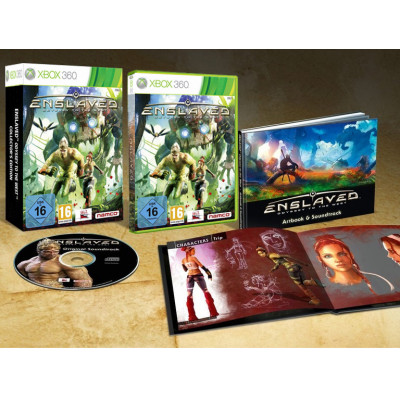 Enslaved: Odyssey to the West. Collector's Edition [Xbox 360, английская версия]