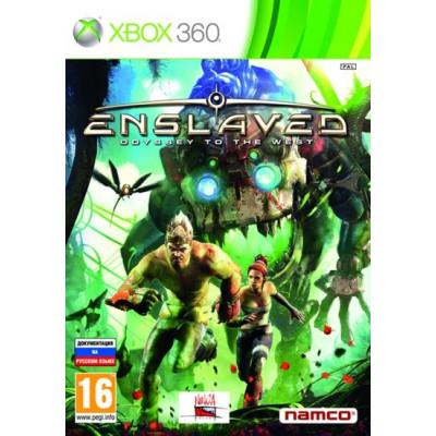 Enslaved: Odyssey to the West [Xbox 360, русская документация]