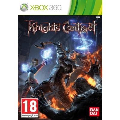 Knights Contract [Xbox 360, английская версия]