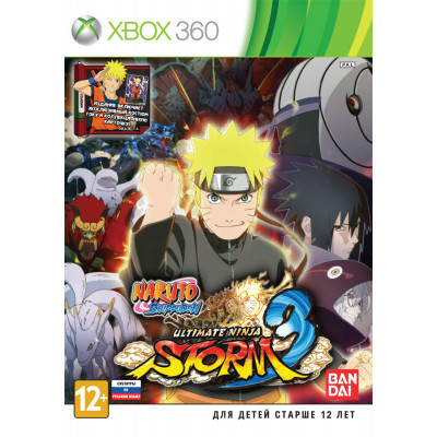 Naruto Shippuden: Ultimate Ninja Storm 3. Day One Edition [Xbox 360, русские субтитры]