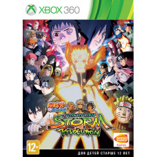 Naruto Shippuden: Ultimate Ninja Storm Revolution. Day One Edition [Xbox 360, русские субтитры]