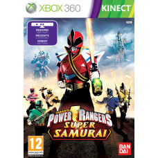 Power Rangers Super Samurai (только для MS Kinect) [Xbox 360]