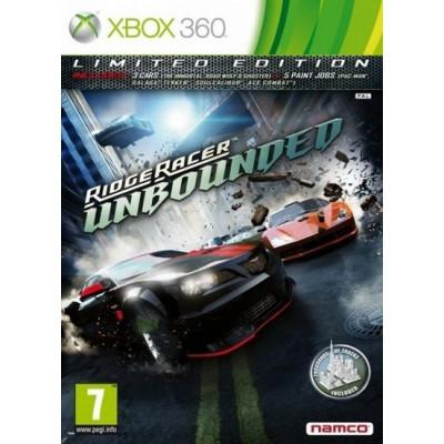 Ridge Racer Unbounded. Ограниченное издание [Xbox 360, русская документация]