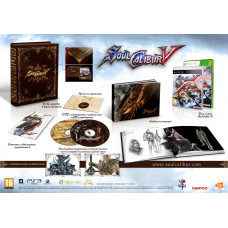 SoulCalibur V. Limited Edition [Xbox 360, русские субтитры]