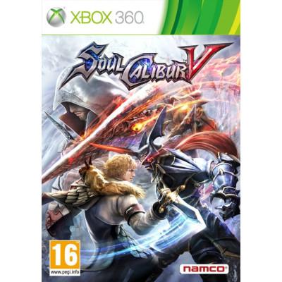 SoulCalibur V [Xbox 360, русские субтитры]