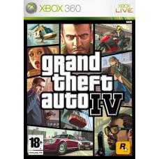 Grand Theft Auto IV [Xbox 360, английская версия]