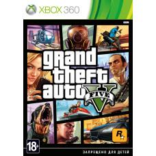 Grand Theft Auto V [Xbox 360, русские субтитры]