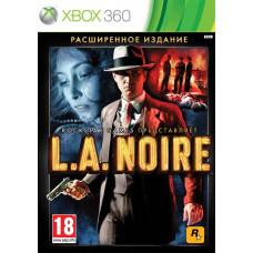 L:A:Noire. Расширенное издание [Xbox 360, русская документация]