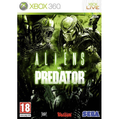 Aliens vs Predator [Xbox 360, русская версия]