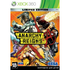 Anarchy Reigns. Limited Edition [Xbox 360, русская документация]