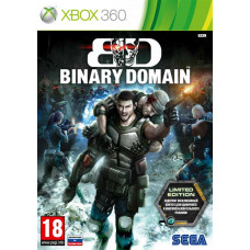 Binary Domain. Limited Edition [Xbox 360, русская документация]